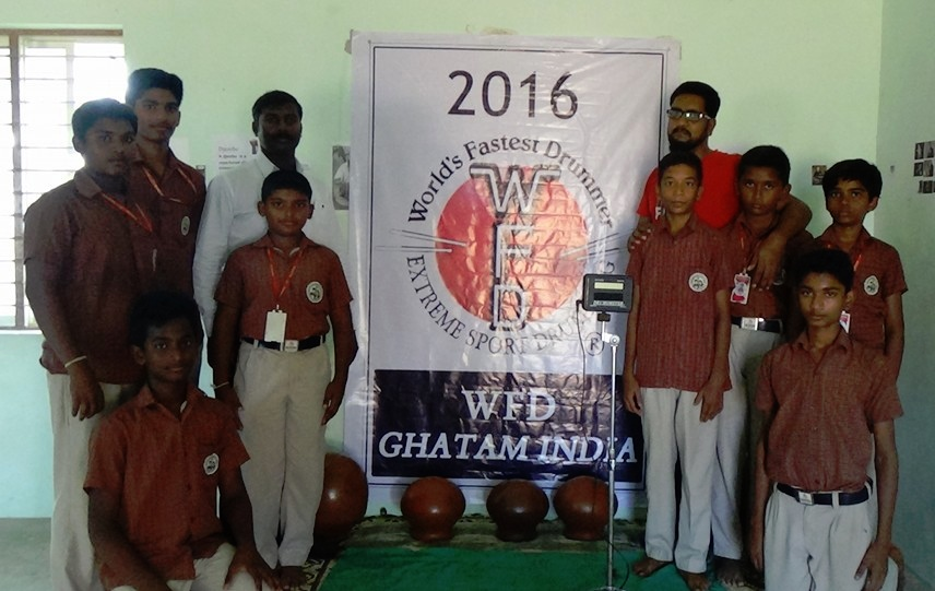 WFD Competition Ghatam India