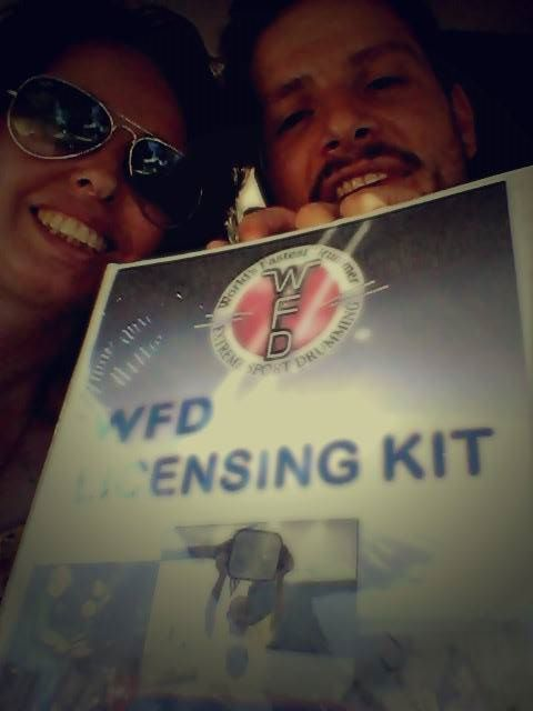 Official WFD Event & License Kit